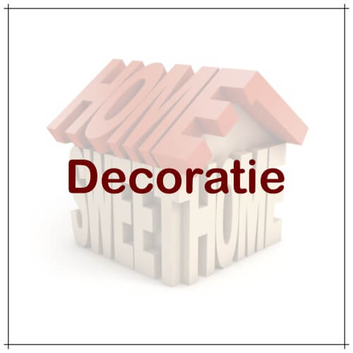 Decoratie categorie