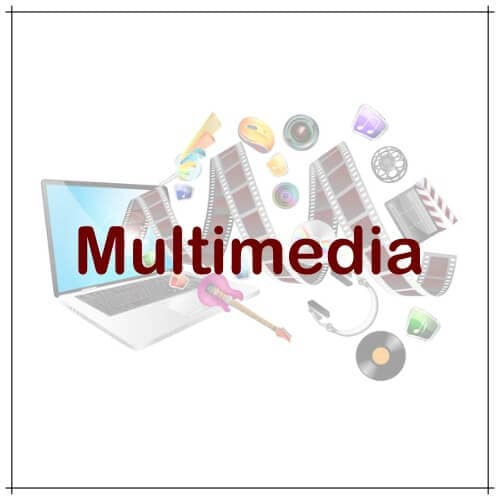 Multimedia categorie